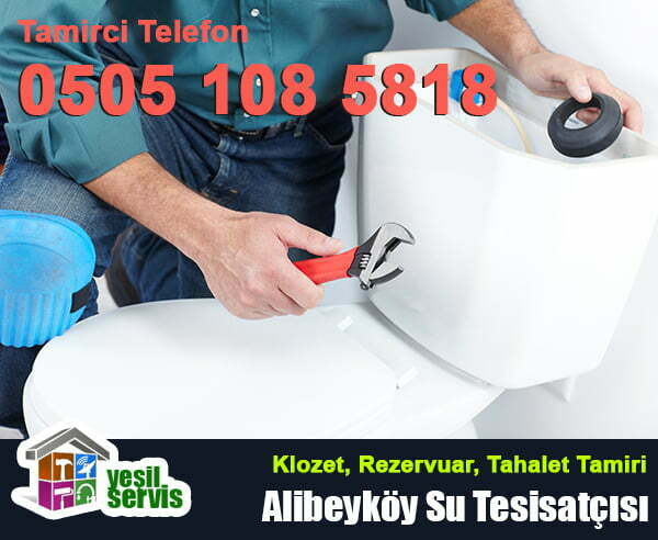Alibeyköy Klozet Tamiri, Alibeyköy Klozet Değişimi