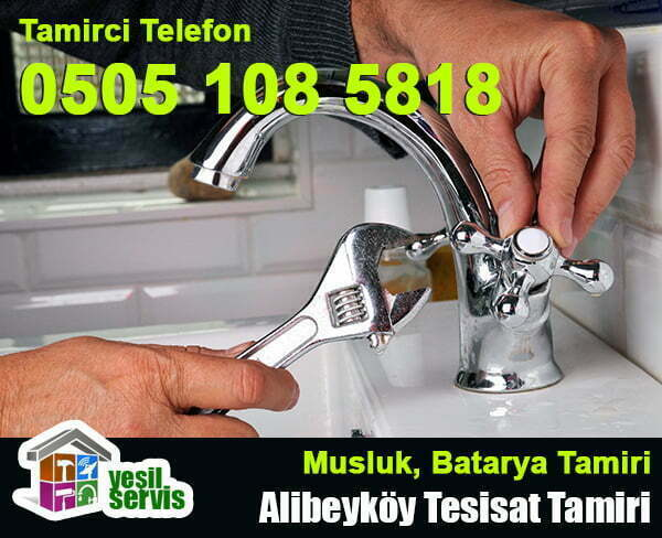 Alibeyköy Musluk Tamiri, Alibeyköy Musluk - Batarya Tamircisi