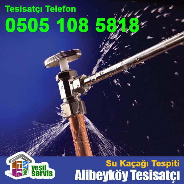 Alibeyköy Tesisatçı Telefon